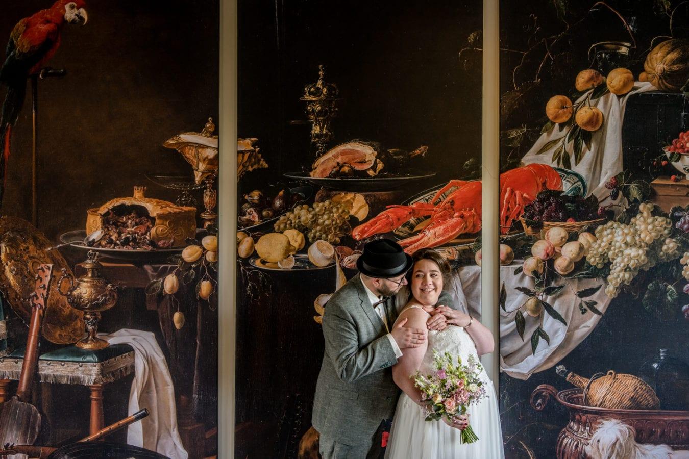 Door Danny Fotografie - bruidspaar tongelaar