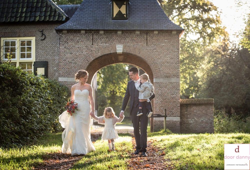 Door Danny Fotografie - Ontspannen herfst bruiloft met kindjes! 28