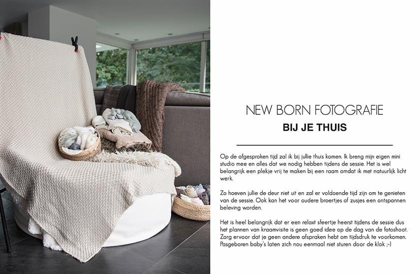 Door Danny Fotografie - New Born Bij Je Thuis