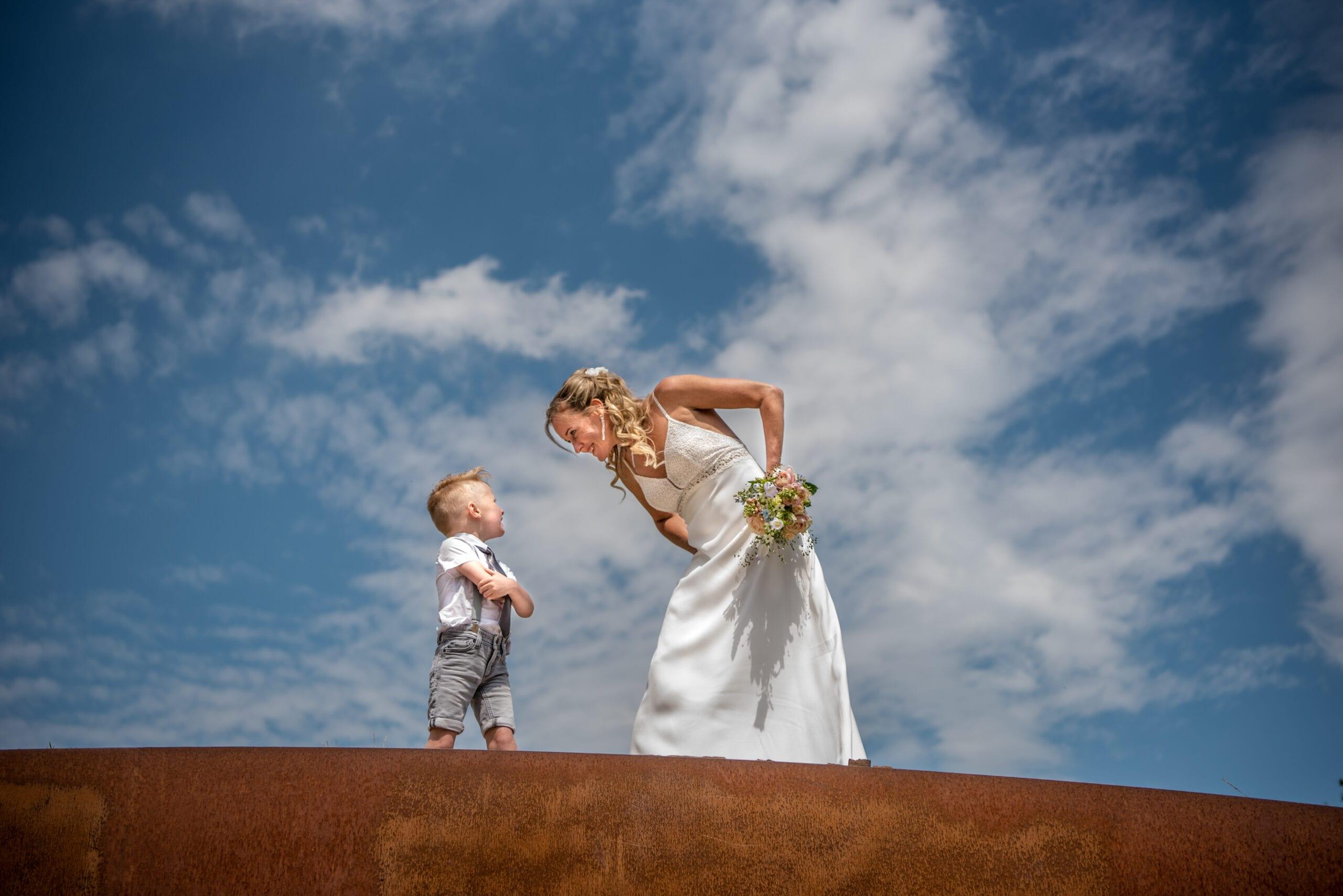 kids op je bruiloft