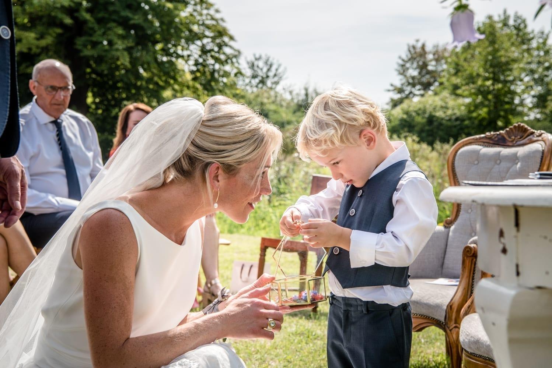 ceremonie door danny bruidsfotografie